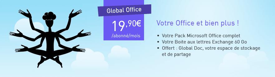 Découvrir Global Office