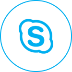 Messagerie instantanée Skype